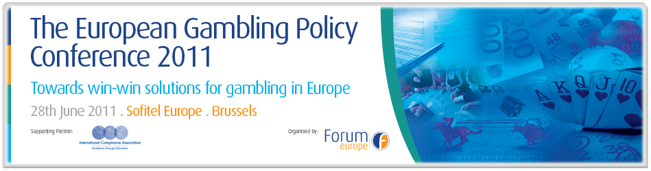 European Gambling Policy Conference 2011