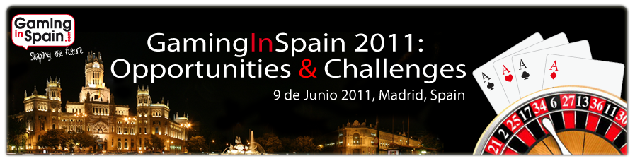GaminginSpain 2011 Gaming Conference