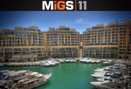 CalvinAyre.com to provide of coverage of MiGS 2011