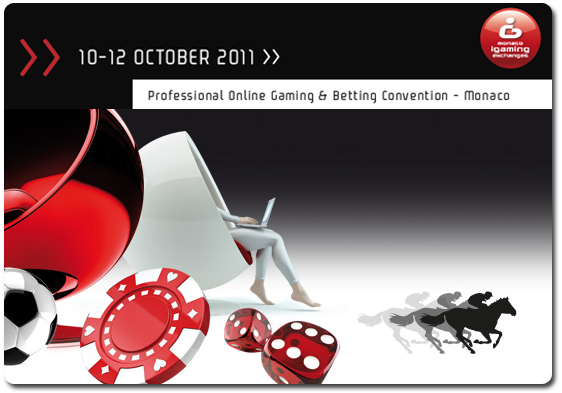 Monaco iGaming Exchange 2011 - Gaming Conference