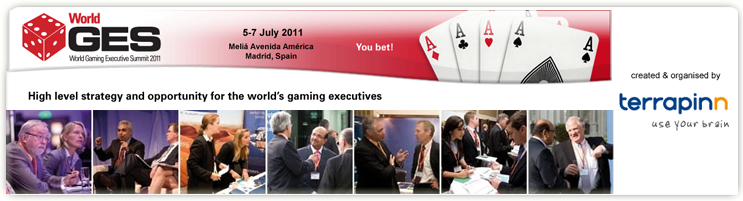World Gaming Executive Summit 2011 | Gala Dinner and Evening Drinks