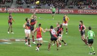 Aussie Rules match