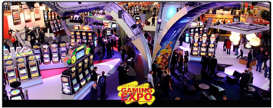 Australasian Gaming Expo - Gambling Conference