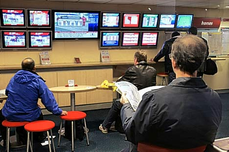 Betting shop controls remain the same in Britain