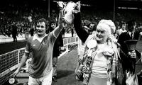 City parade their last trophy in 1976