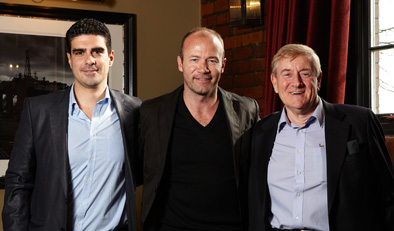 Alan Shearer signs on as Asian Ambassador for Dafabet
