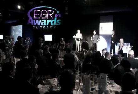 EGR B2B Awards 2011 Summary | Gambling Conference