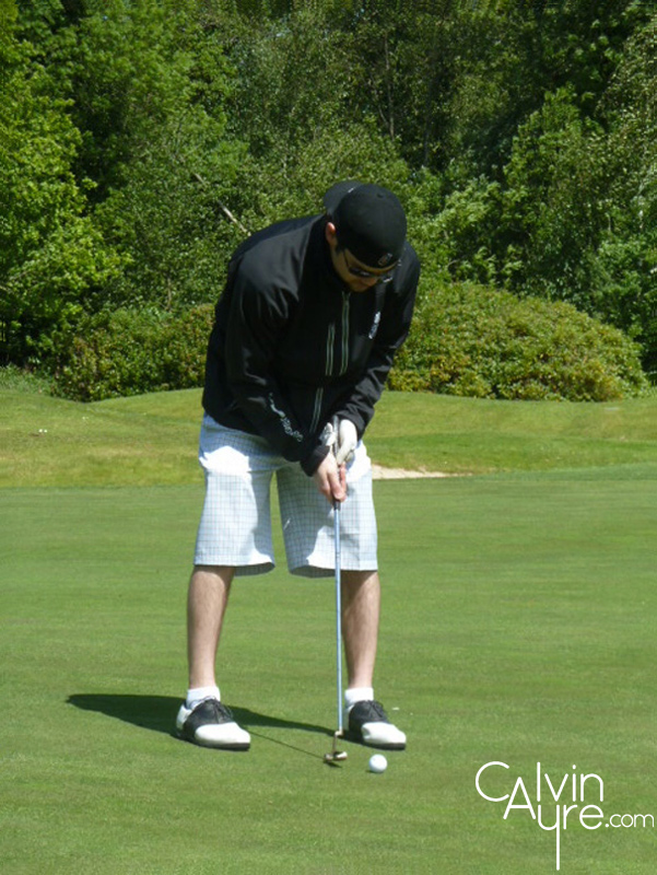 Gaming Conference Events: Fairway Charity Golf Open