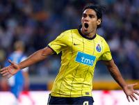 Porto striker Falcao