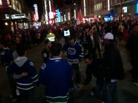 granville street party