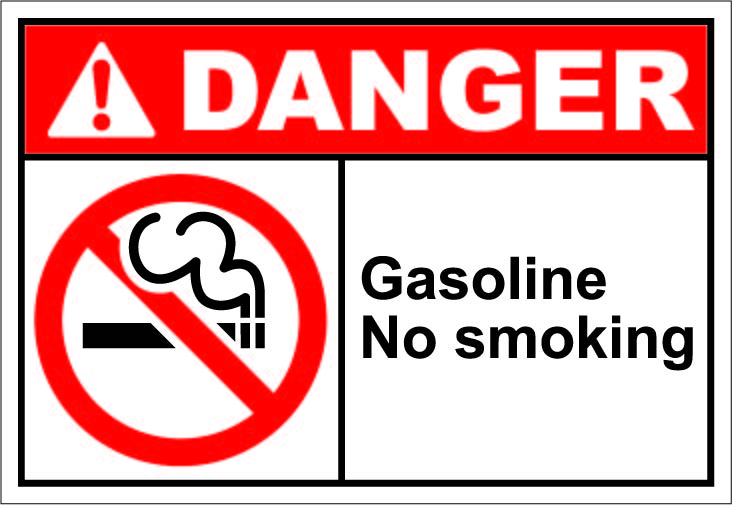 Smoking or gasoline to blame in Illinois