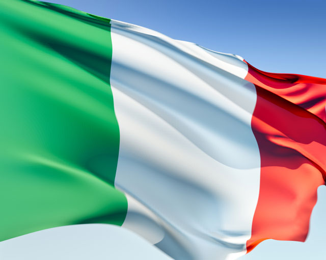Italy approves first live casino supplier
