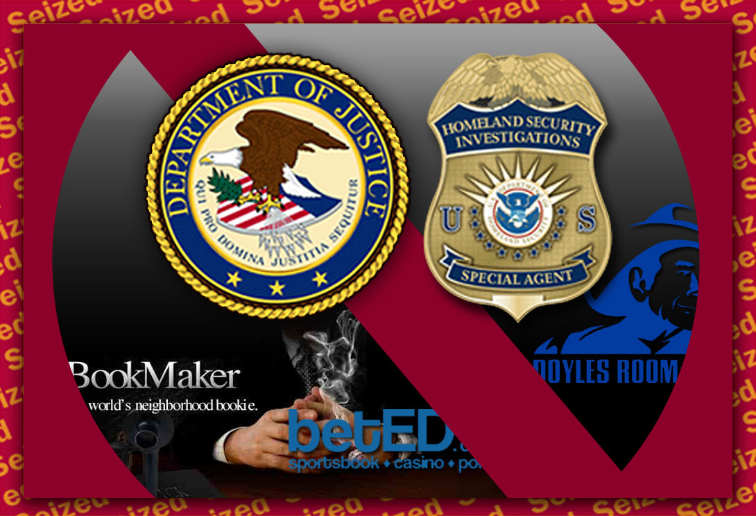 US Department of Justice Seizes Gambling Domains | Gaming News