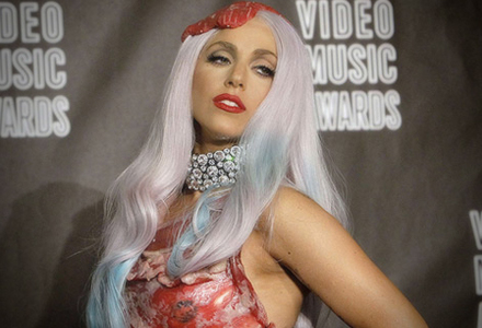Lady Gaga shows her Poker Face to Loto-Quebec