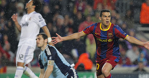 Barca seal controversial final place