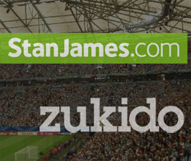 Zukido powers new Stan James in play offering; Gala Coral and Playtech sign MOU