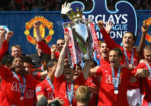United can regain title