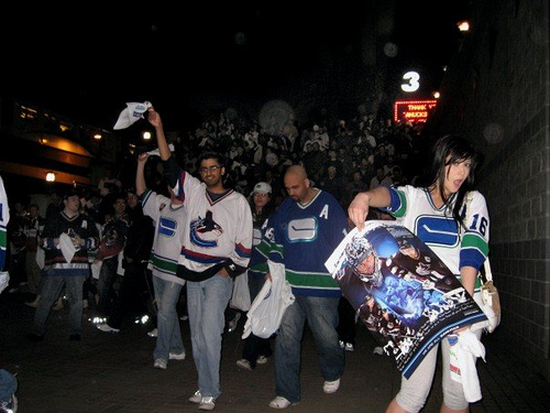 Poll shows BC Stanley Cup Fever rivals Olympics