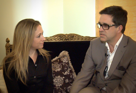 Becky Liggero interviews Peter Bertlisson of Ongame Network