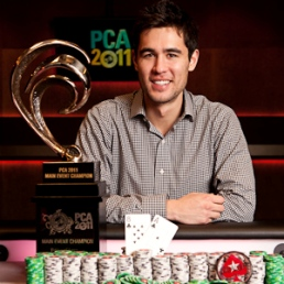 Galen Hall continues sprint start to year in WPT