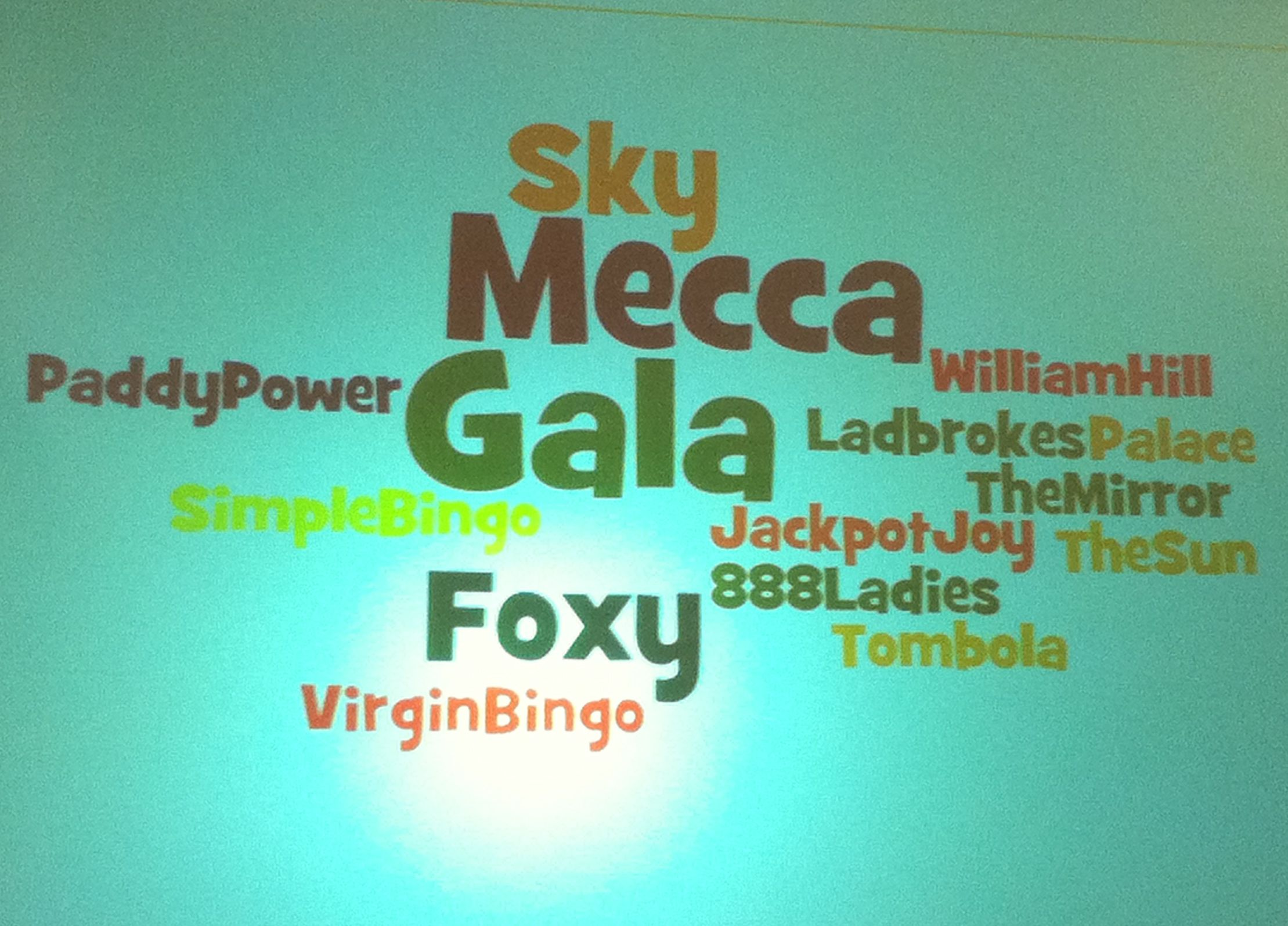 Online Bingo Summit & Awards 2011 Review