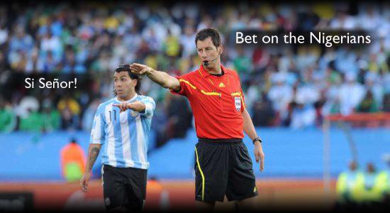 FIFA investigates Nigeria vs Argentina | Online Sports news