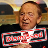 Las Vegas Sands' Sheldon Adelson wins one, loses one in Nevada court