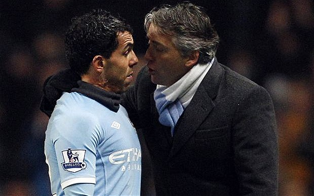 Tevez mentioned in Greek match fixing scandal