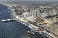 Atlantic City from the air