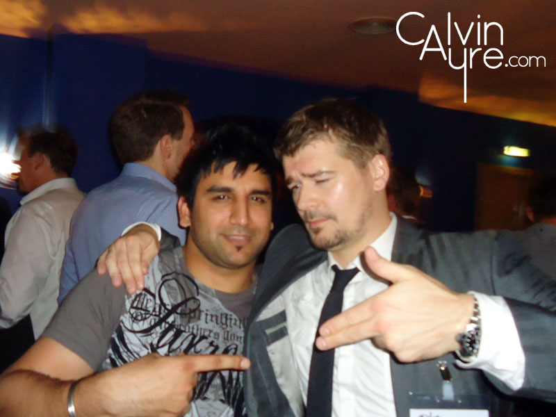 Bet Markets 2011's Vienna Calling Party DAF Award winner: Rasmus