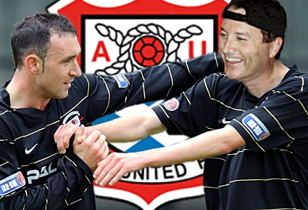 A shout out to all Ayr United supporters