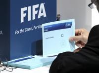 FIFA ballot paper