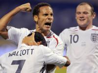 England fourth in world soccer rankings