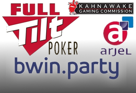 Kahnawake, ARJEL statements on Full Tilt; did Pwin offer $185m for FTP?