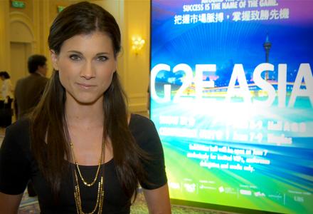 G2E Asia Day 1 Summary