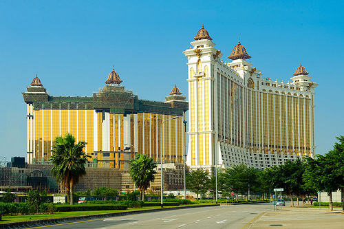 Galaxy May's big winner in Macau; New app for G2E Asia attendees