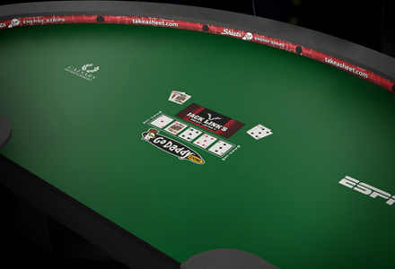 Godaddy.com Sponsors WSOP 2011