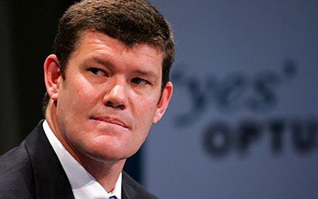 James Packer eyes China deals with billionaire buddies