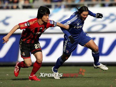 Asian soccer league rocked by match fixing