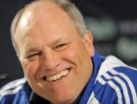 New Fulham boss Martin Jol