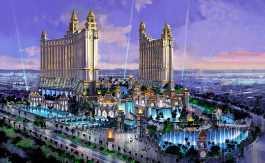 Galaxy Macau resort
