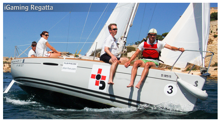 Plus Five Gaming at iGaming Regatta Malta 2011