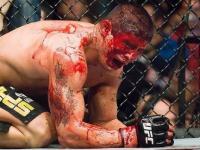 UFC pounding