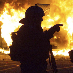 Meditations on watching Vancouver burn, by a Canadian hockey fan