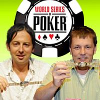 Arkadiy Tsinis, Mitch Schock latest WSOP bracelet buddies