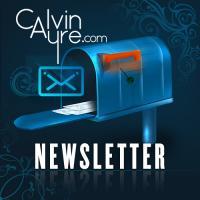 CalvinAyre eNewsletter