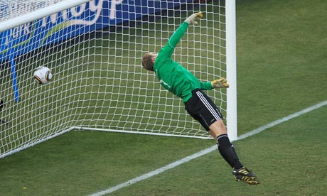 FIFA will trial nine systems for goal line technology