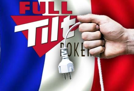 Full Tilt's French license suspended; FTP talking with Alderney regulators