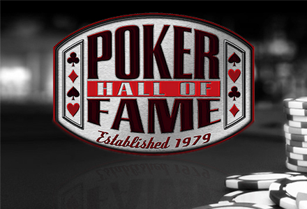 Top 10 Finalist for the 2011 Poker Hall of Fame