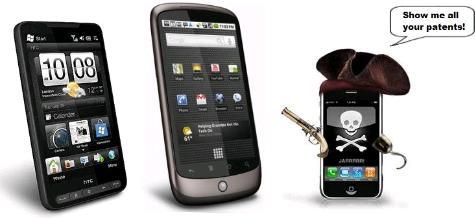 Apple v HTC